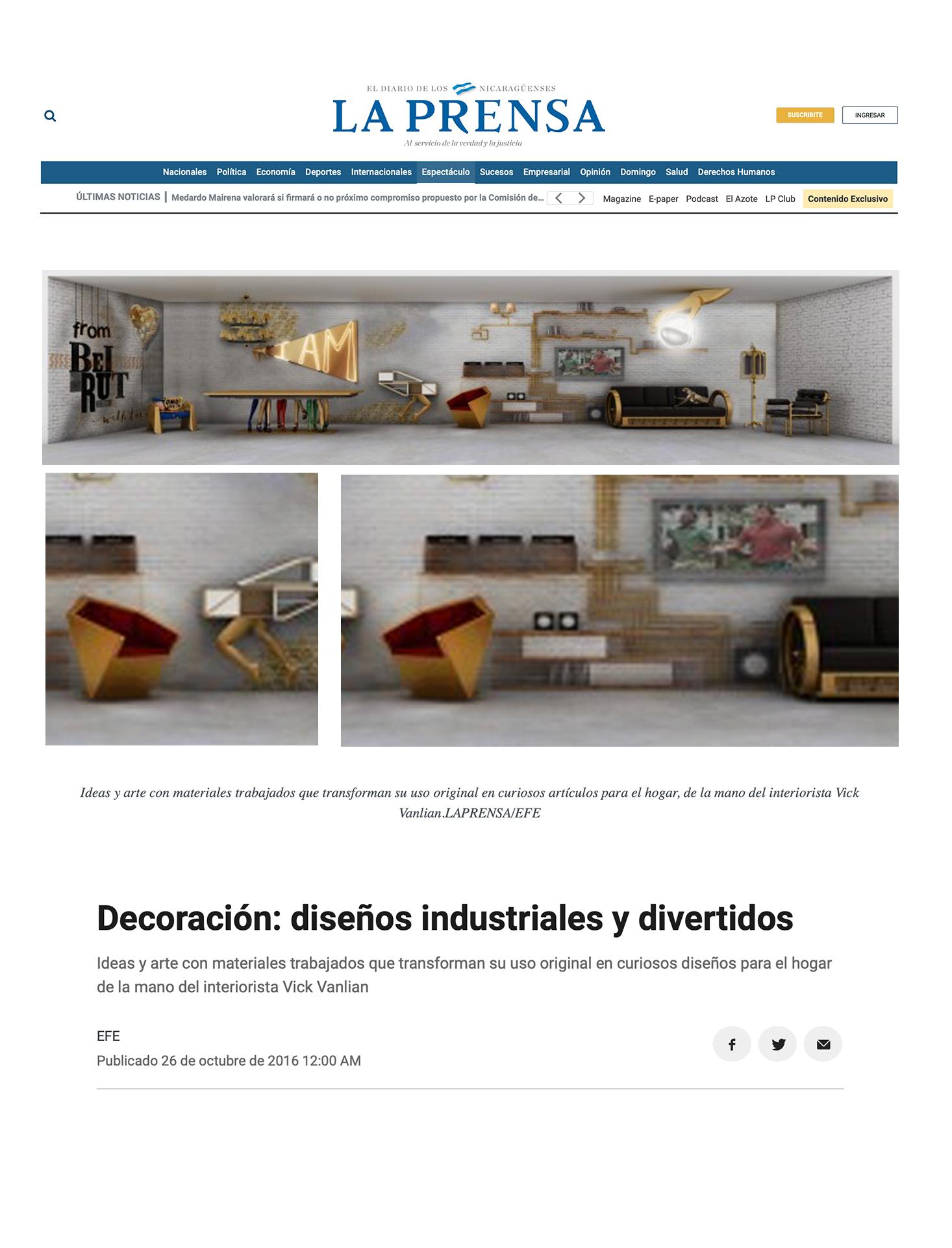 La Prensa – 2019